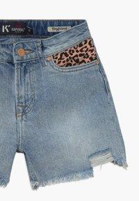 Kaporal - Denim shorts - light blue - 3