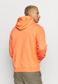 adidas Originals - SPORT COLLECTION HODDIE SWEAT - Huppari - coral - 2