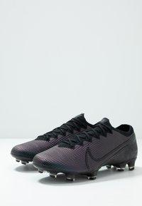 Nike Performance - MERCURIAL VAPOR 13 ELITE FG - Fotbollsskor fasta dobbar - black - 2