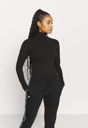 HEDI - Long sleeved top - caviar