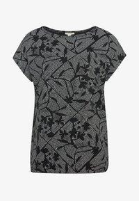 Esprit - MIX - T-shirts med print - black - 3