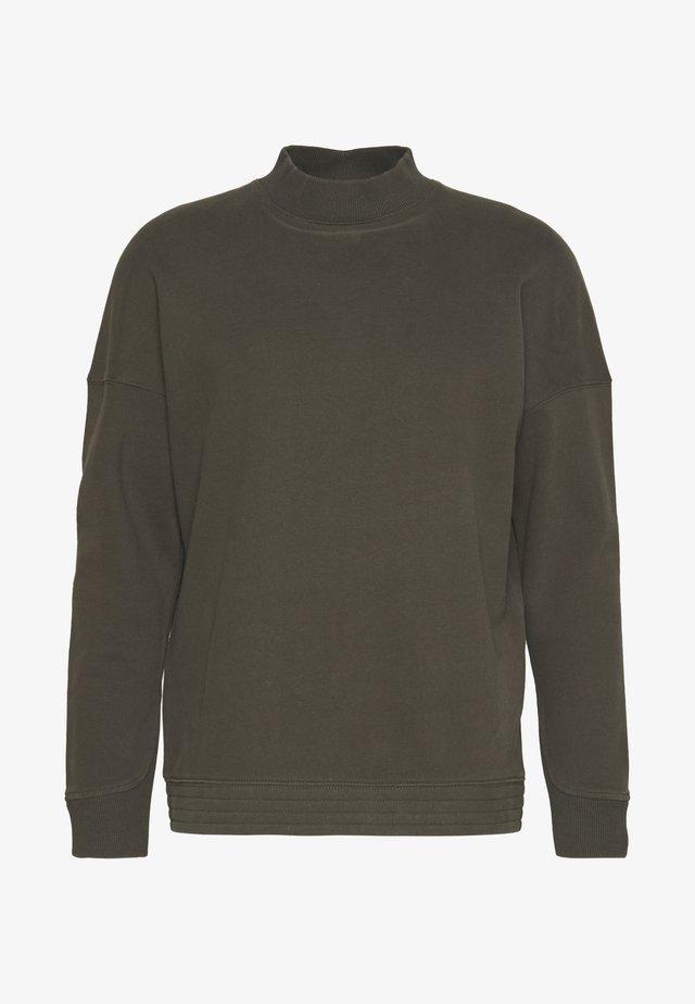 BENJEN - Sweatshirt - grün