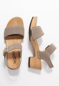 Softclox - KEA - Clogs - schlamm - 3