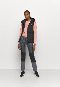 CMP - WOMAN PANT - Trousers - graffite - 1