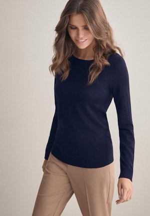 Jumper - blu navy