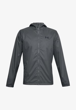 Waterproof jacket - grau