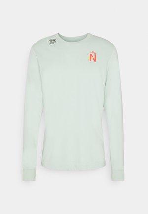 DRY TRAIL - Camiseta de deporte - pistachio frost