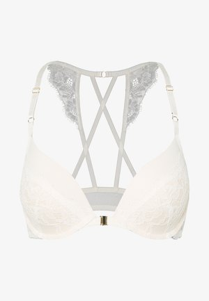 AMANDA PUSH - Push-up bra - snow white