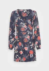SIMPLY STATED - Day dress - mood indigo sunset boogie