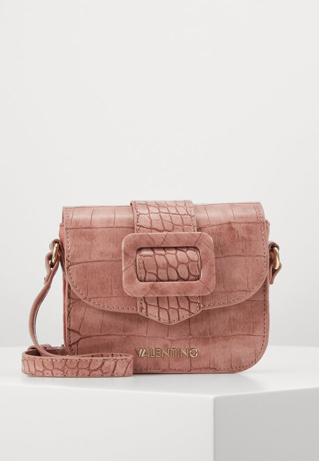 Schoudertas - rosa antico
