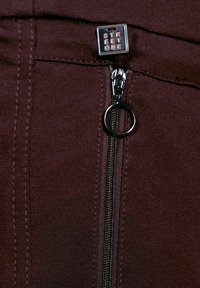 Street One - Tracksuit bottoms - rot - 4