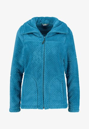 KALUGA - Fleece jacket - aqua
