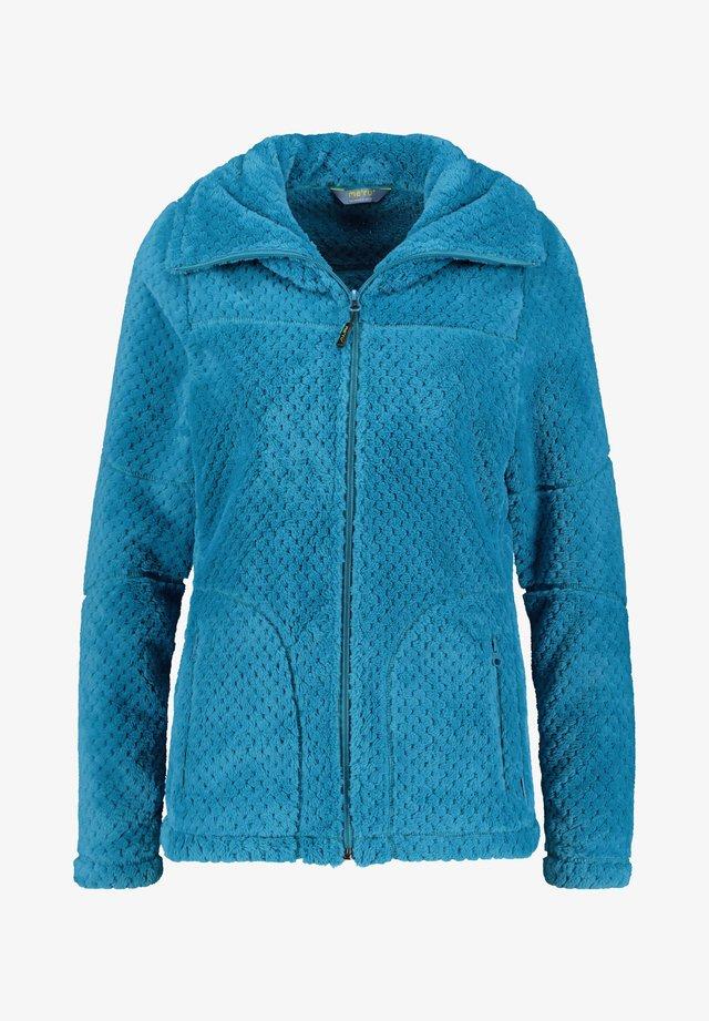 KALUGA - Fleece jacket - aqua