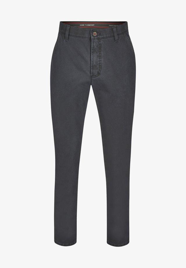 GARVEY - Trousers - dunkelgrau