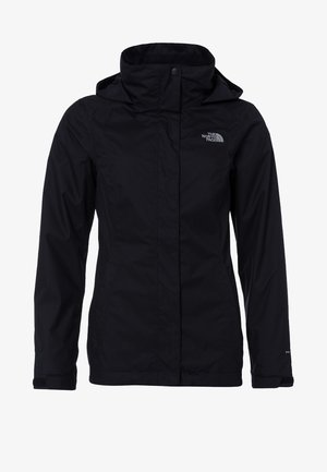 W EVOLVE II TRICLIMATE JACKET - EU - Outdoorjas - black