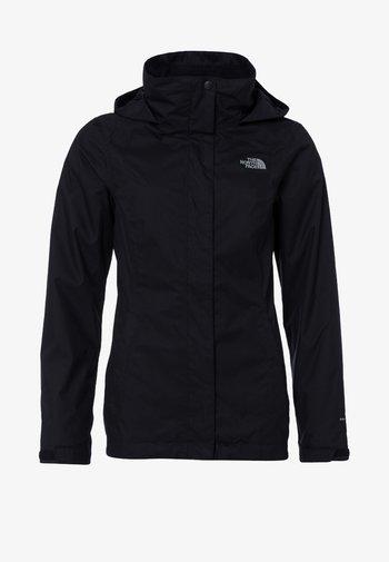 W EVOLVE II TRICLIMATE JACKET 2 in 1 - Hardshell jacket - black
