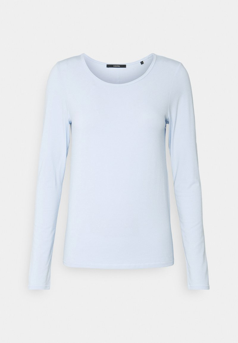 someday. - KALIA - Long sleeved top - quiet blue