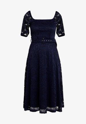 Cocktailkjoler / festkjoler - maritime blue