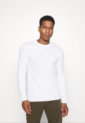 BRIGHAM - Pullover - vintage white