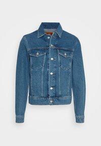 sandro - USED - Denim jacket - blue vintage - 3