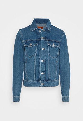 USED - Denim jacket - blue vintage