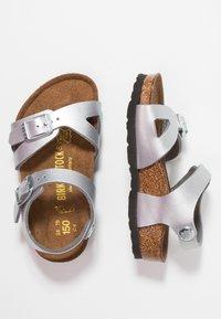 Birkenstock - RIO KIDS - Sandals - silber - 0