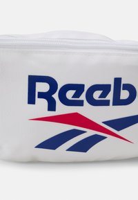 Reebok Classic - WAISTBAG UNISEX - Ledvinka - white - 3