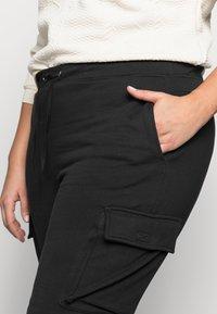 Vero Moda Curve - VMANE - Kalhoty - black - 4