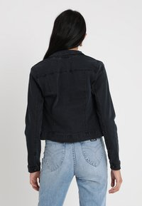 Vero Moda - VMHOT SOYA  - Denim jacket - dark grey denim - 2