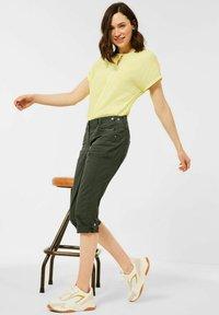 Cecil - Denim shorts - grün - 0