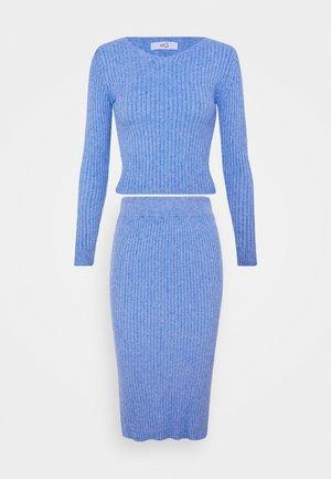 KYLIE LOUNGE SET - Jumper - cornflour blue