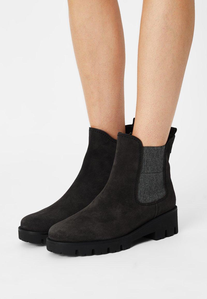 Gabor Comfort - Støvletter - dark grey
