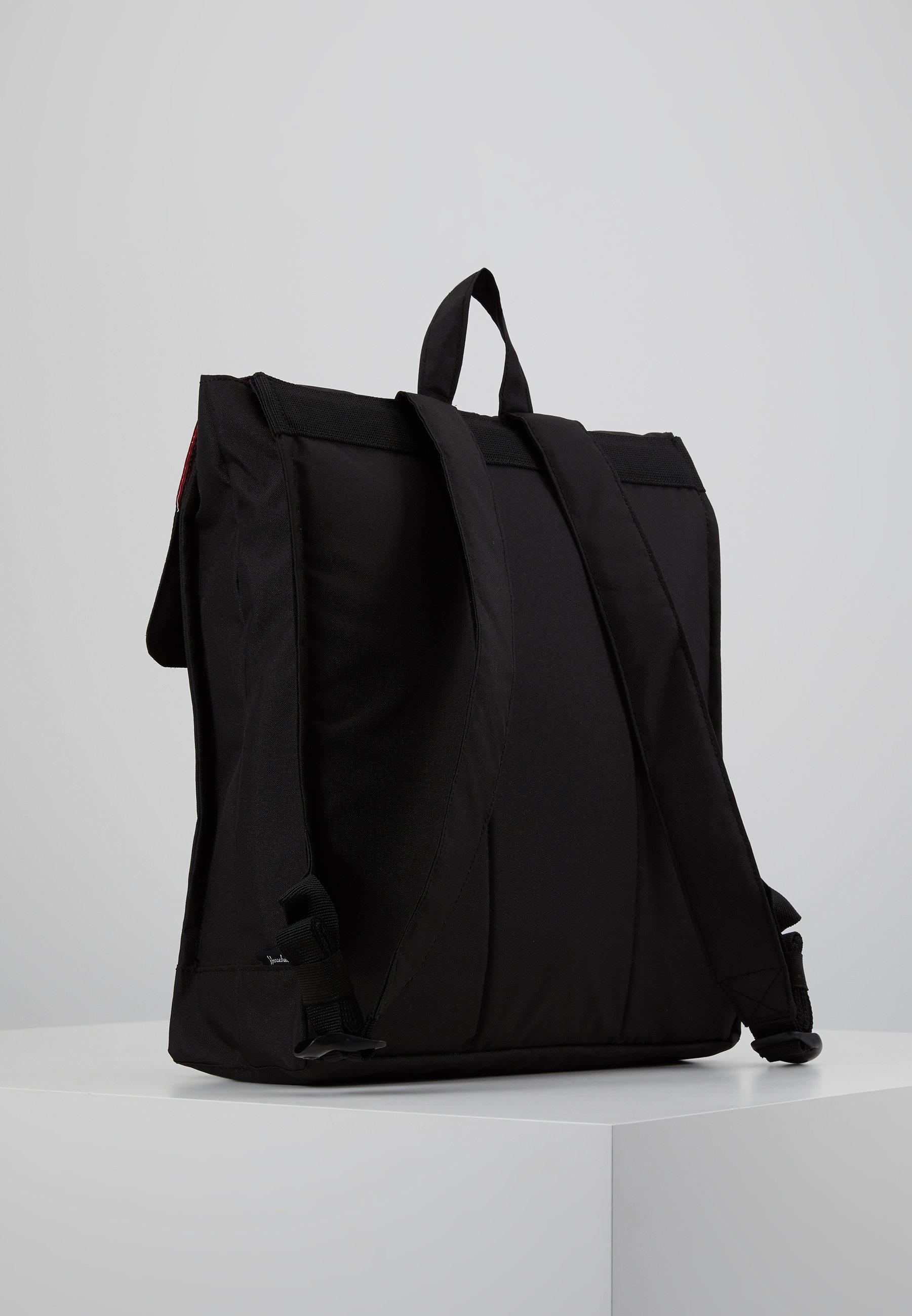 Herschel CITY MID VOLUME - Ryggsekk - black/svart QzrMEpc2PYzrY9K