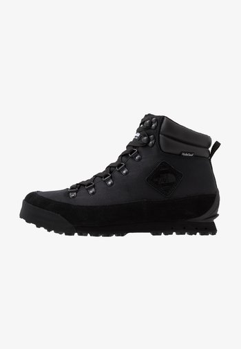 M BACK-TO-BERKELEY NL - Lace-up ankle boots - black