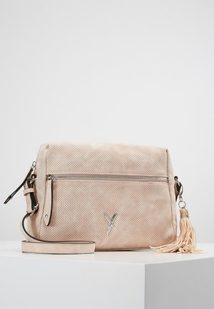 ROMY BASIC - Across body bag - powder