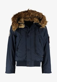 Alpha Industries - Winter jacket - rep blue - 6