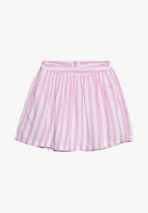 SKIRT - A-Linien-Rock - candy pink