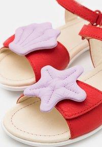 Camper - TWINS - Sandaler - bright red - 5