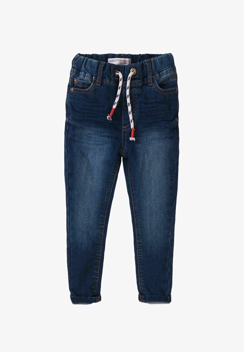 MINOTI - Jeans slim fit - blue