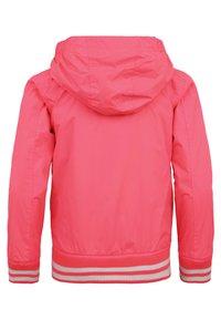 ZIGZAG - DIJON - Outdoor jacket - diva pink - 1