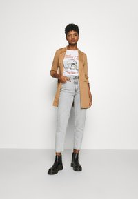 Vero Moda - VMCHLOE LONG BOO - Manteau court - tobacco brown - 1