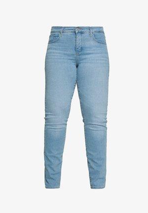 314 PL SHAPING STRAIGHT - Jeans straight leg - berlin summer plus