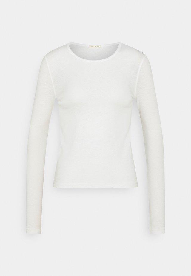 FAKOBAY - Langærmede T-shirts - blanc