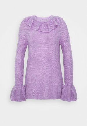 RUFFLE - Trui - lavender