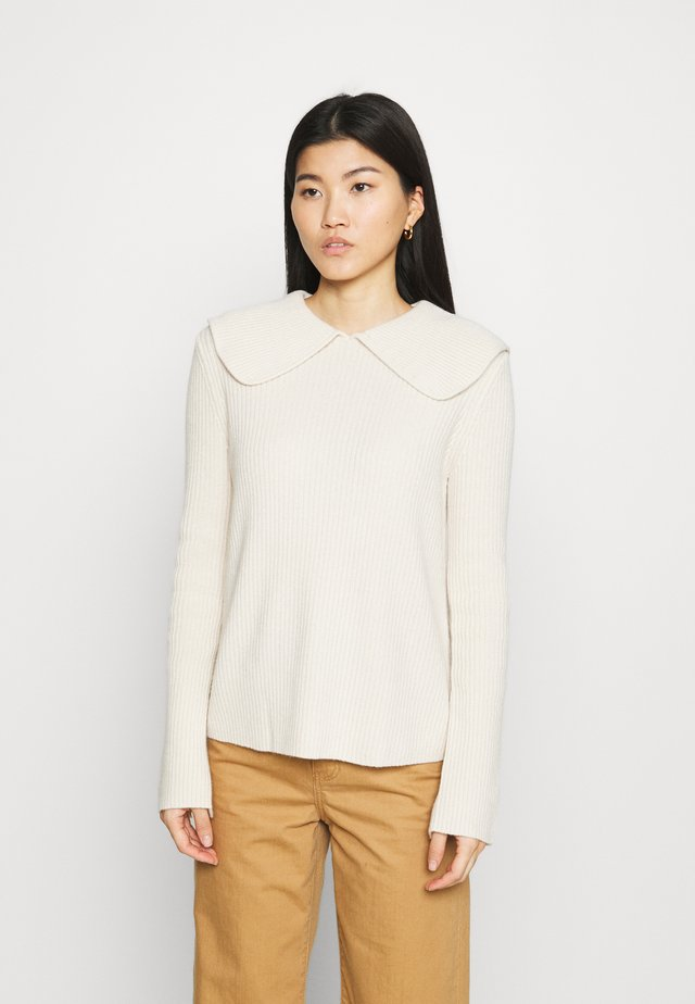 SWEATER - Jumper - offwhite