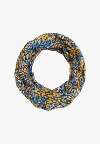 comma - Snood - yellow colorful dots - 2