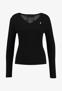 Polo Ralph Lauren - KIMBERLY - Jumper - polo black - 5