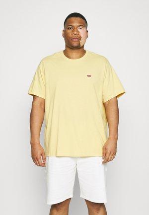 BIG ORIGINAL TEE - T-shirt - bas - dusky citron