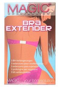 MAGIC Bodyfashion - BRA EXTENDER 3 PACK - Altri accessori - black/white/skin - 2