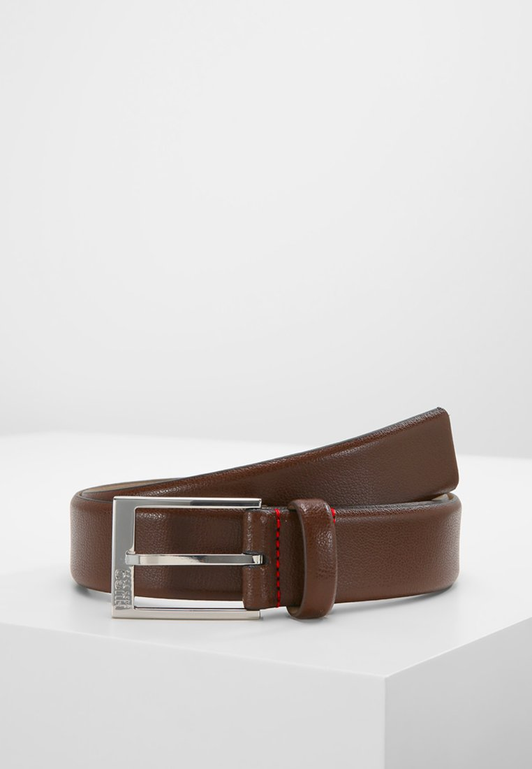 HUGO - GELLOT  - Ceinture - dark brown